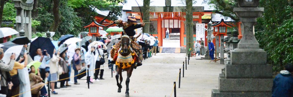 例大祭(相撲会大祭)
