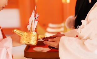 住吉神社 神前結婚式 挙式次第