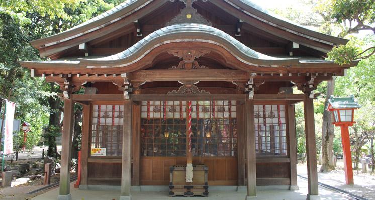 三日恵比須神社