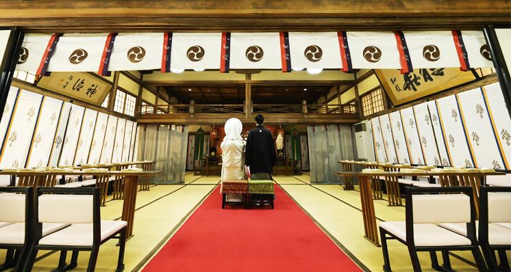 神徳殿(結婚式場)