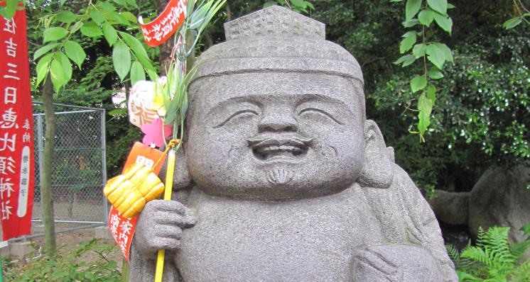 恵比須神像