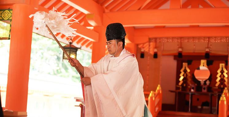 住吉神社 個人祈願祭