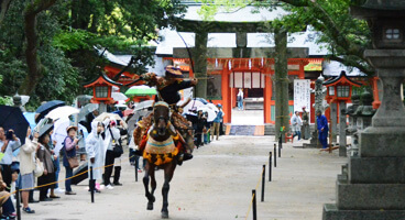 住吉神社  例大祭(相撲会大祭)