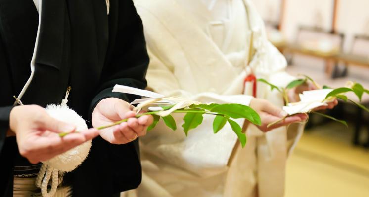 住吉神社  儀式殿結婚式