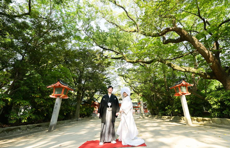 神前結婚式  イメージ